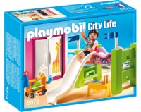 Playmobil: Children's Room with Loft Bed and Slide (5579)