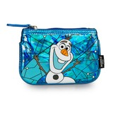 Loungefly Frozen Olaf Stained Glass Coin Bag