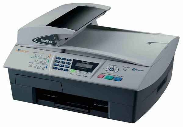 Brother MFC5440cn Print Scan Copy Fax Network image