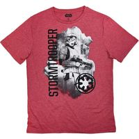 Star Wars Red Stormtrooper T-Shirt (XXX-Large)