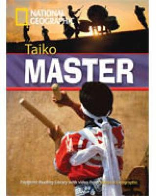 Taiko Master by Rob Waring image