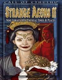 Strange Aeons II by Alessandro Mana