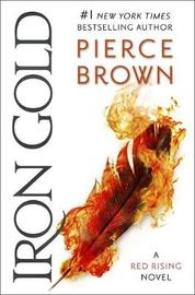 Iron Gold by Pierce Brown