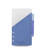 Filofax Personal Pen Loop - Blue