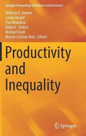 Productivity and Inequality