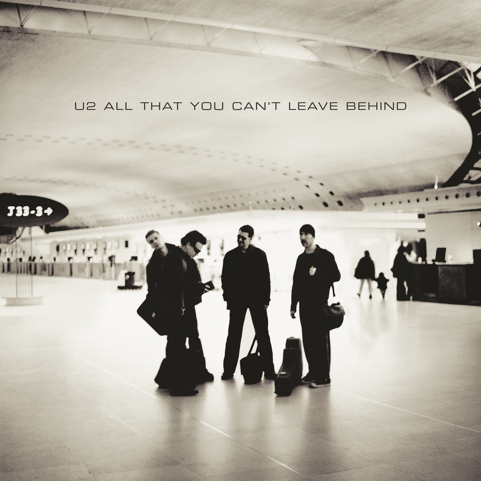 All That You Can't Leave Behind (LP) by U2 image