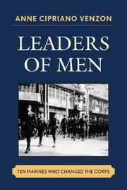 Leaders of Men by Anne Cipriano Venzon image