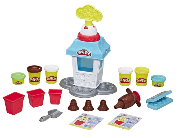 Play-Doh: Kitchen Creations - Popcorn Party Playset