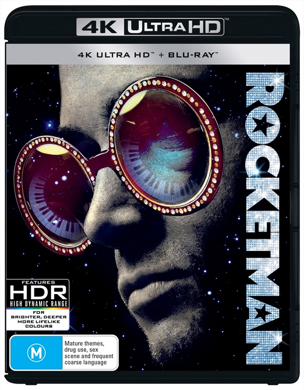 Rocketman on UHD Blu-ray