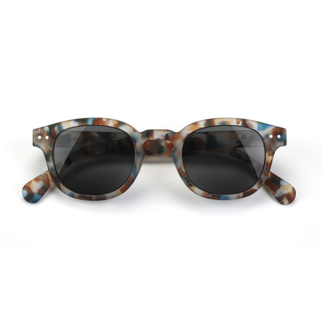 Izipizi: Sun Collection C - Blue Tortoise