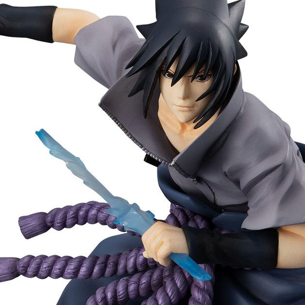 NARUTO G.E.M: Uchiha Sasuke - PVC Figure (Exclusive)