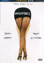 Secretary on DVD