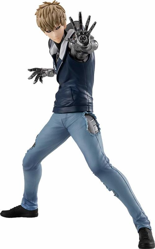 One Punch Man: Genos - PVC Figure