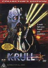 Krull - Collector's Edition on DVD