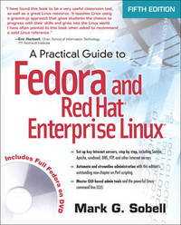 A Practical Guide to Fedora and Red Hat Enterprise Linux by Mark G. Sobell image