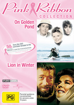 On Golden Pond / Lion In Winter - Pink Ribbon Collection (2 Disc Set) on DVD