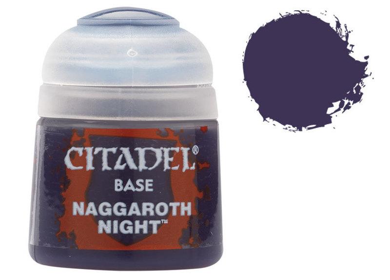 Citadel Base: Naggaroth Night image
