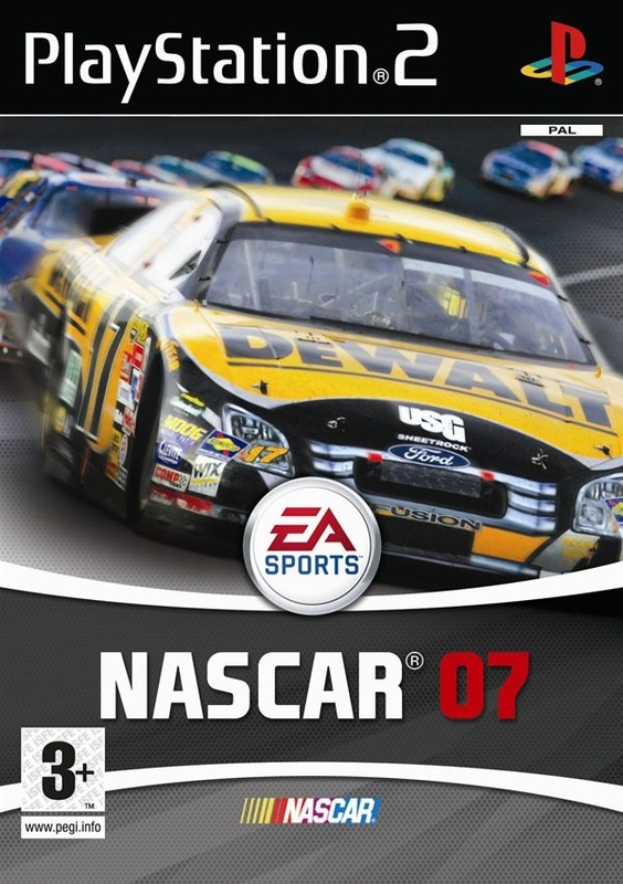 NASCAR 07: Chase For The Cup for PlayStation 2