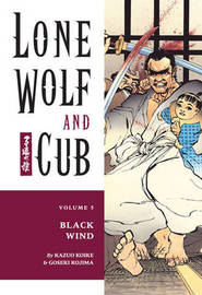 Lone Wolf and Cub: Volume 5 by Kazuo Koike image