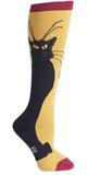 Women's Chat Noir Knee High Socks