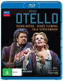 Verdi: Otello on Blu-ray