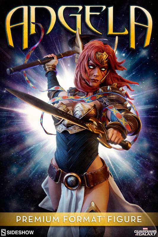 Guardians of the Galaxy: Angela - Premium Format Figure