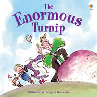 The Enormous Turnip by Katie Daynes image