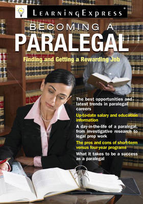 Becoming a Paralegal image