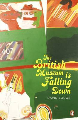 The British Museum is Falling Down by David Lodge image