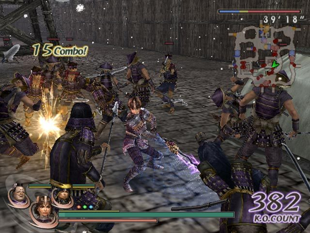 Warriors Orochi for PlayStation 2 image