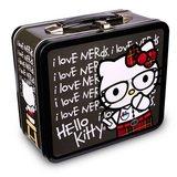 Hello Kitty Nerds Chalkboard Tin Tote