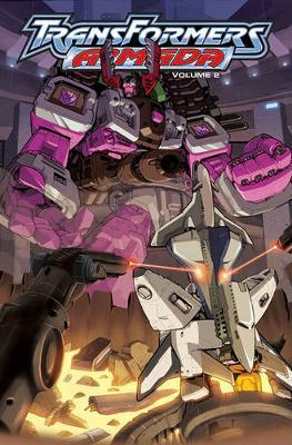 Transformers: v. 2 by Simon Furman image