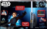 Star Wars: Lightsaber - Room Light Wall Sconce