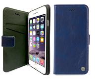 Uniq Journa Apple iPhone 7 Heritage Marin - Navy Blue