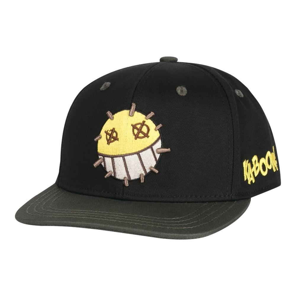 Overwatch Junkrat Snap Back Hat image