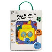 Play & Learn Activity Cards by Scarlett Wing