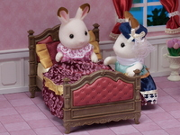 Sylvanian Families - Luxury Bed image