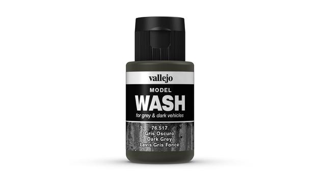 Vallejo: Model Wash - 517 Dark Grey 35ml