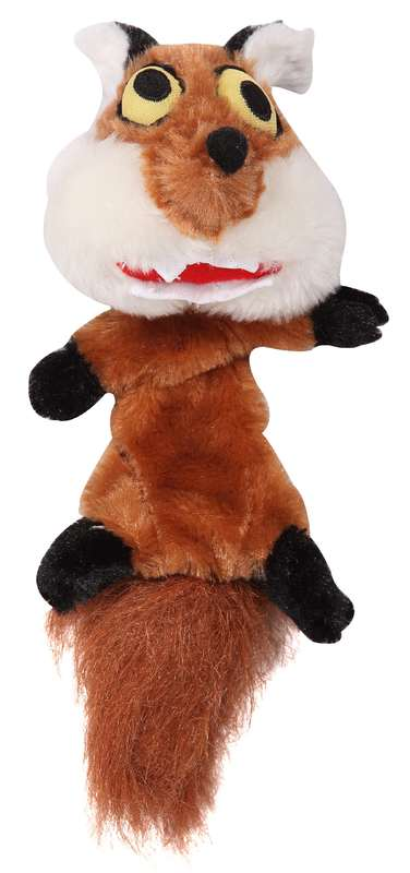 Pawise: Big Eyes - Fox/Small
