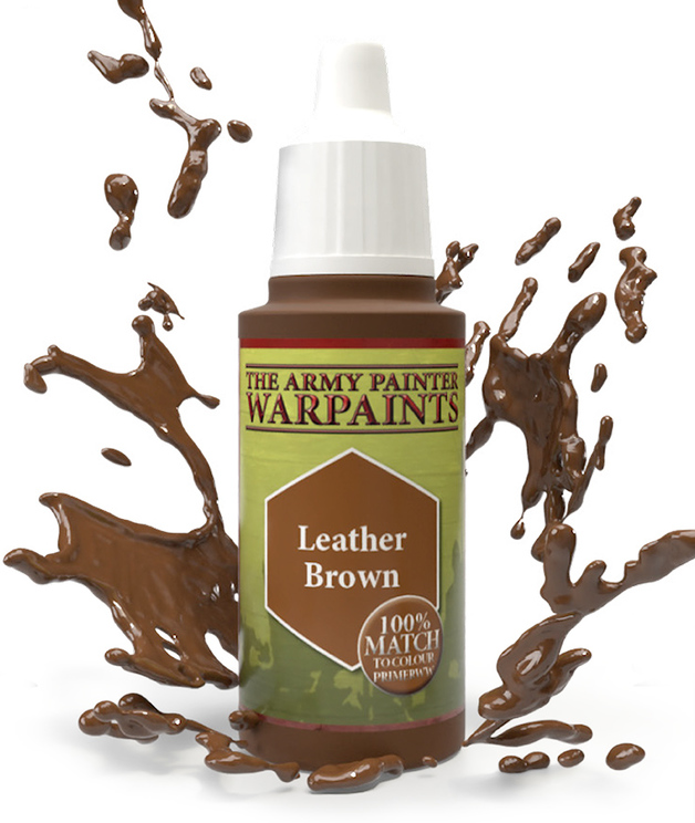 Army Painter: Warpaints - Leather Brown
