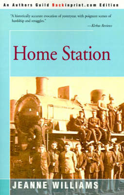 Home Station by Jeanne Williams image