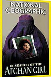 National Geographic - In Search Of The Afghan Girl on DVD