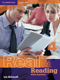 Cambridge English Skills Real Reading 4 with answers by Liz Driscoll