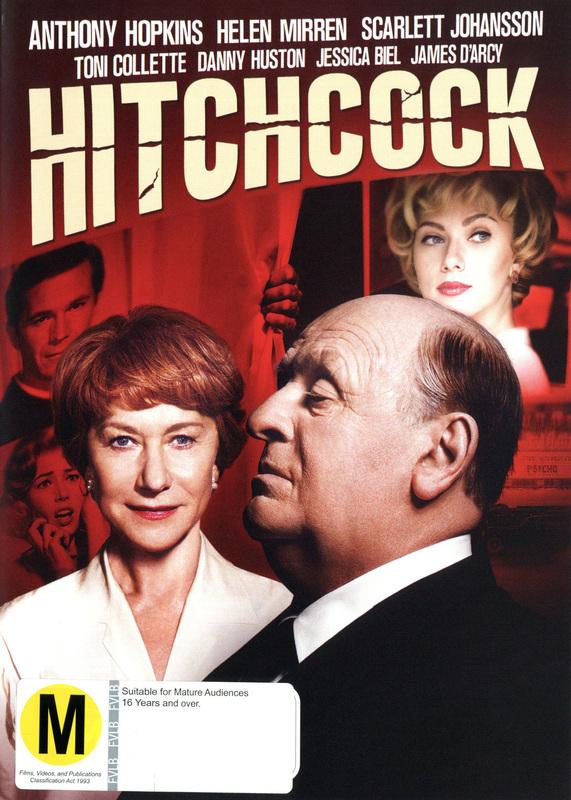 Hitchcock on DVD