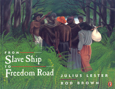 From Slave Ship To Freedom Road by Julius Lester image