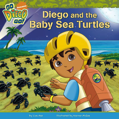 Diego and the Baby Sea Turtles by Nickelodeon