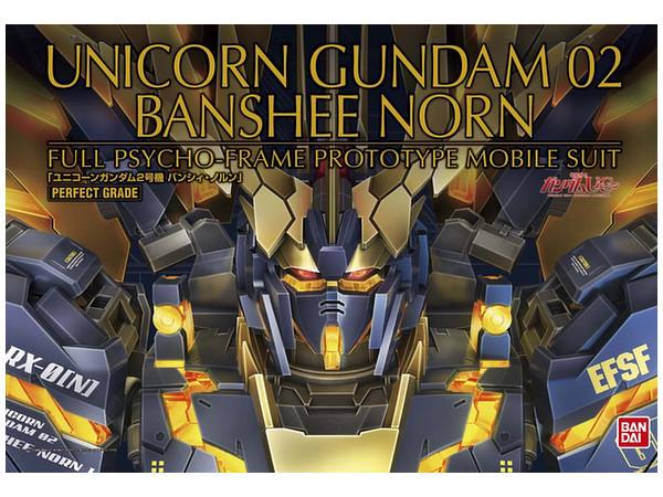 PG 1/60 Unicorn Gundam Banshee Norn - Model Kit