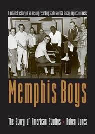 Memphis Boys by Roben Jones image