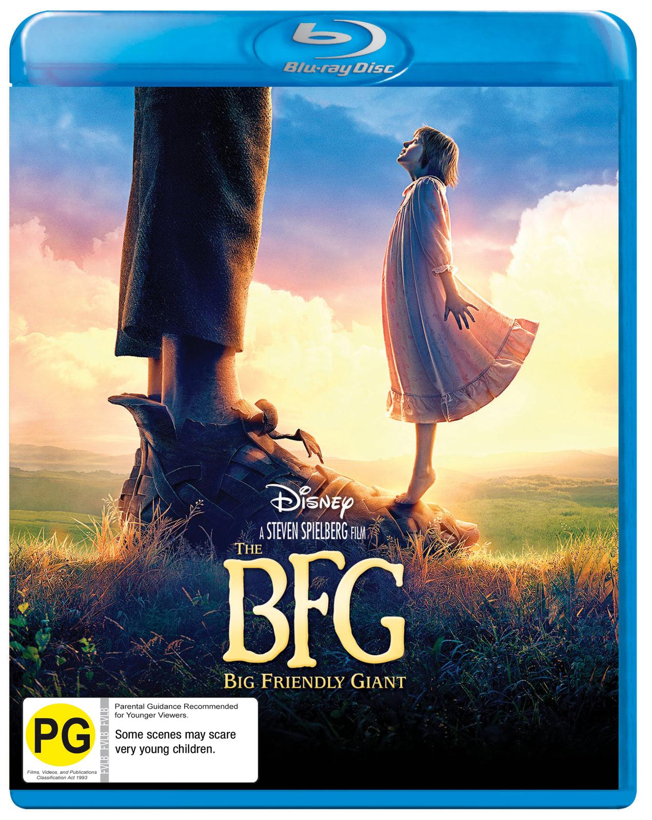 The BFG on Blu-ray image