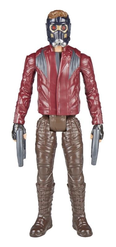 "Avengers Infinity War: Power FX Star-Lord - 12"" Titan Hero Figure"